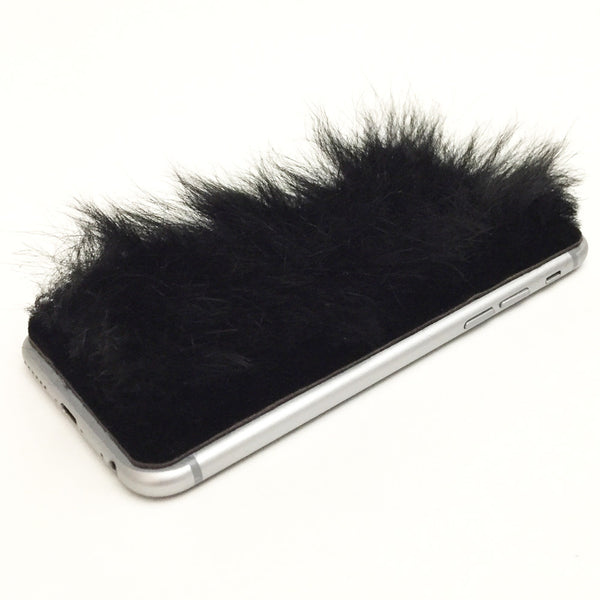 Black Sheep Fur iPhone 6/6s Leather Skin