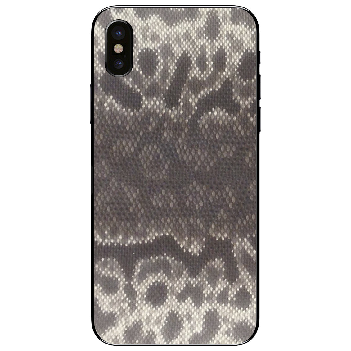 Karung Snake iPhone XS Leather Skin