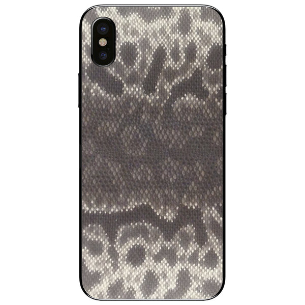 Karung Snake iPhone X Leather Skin