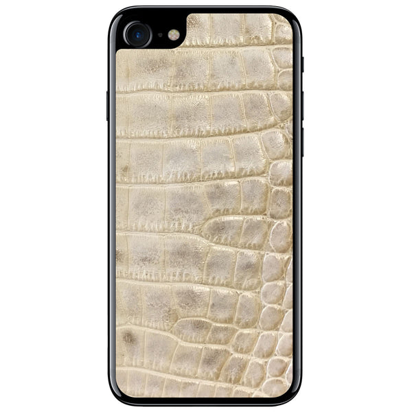 Alligator iPhone 7 Leather Skin
