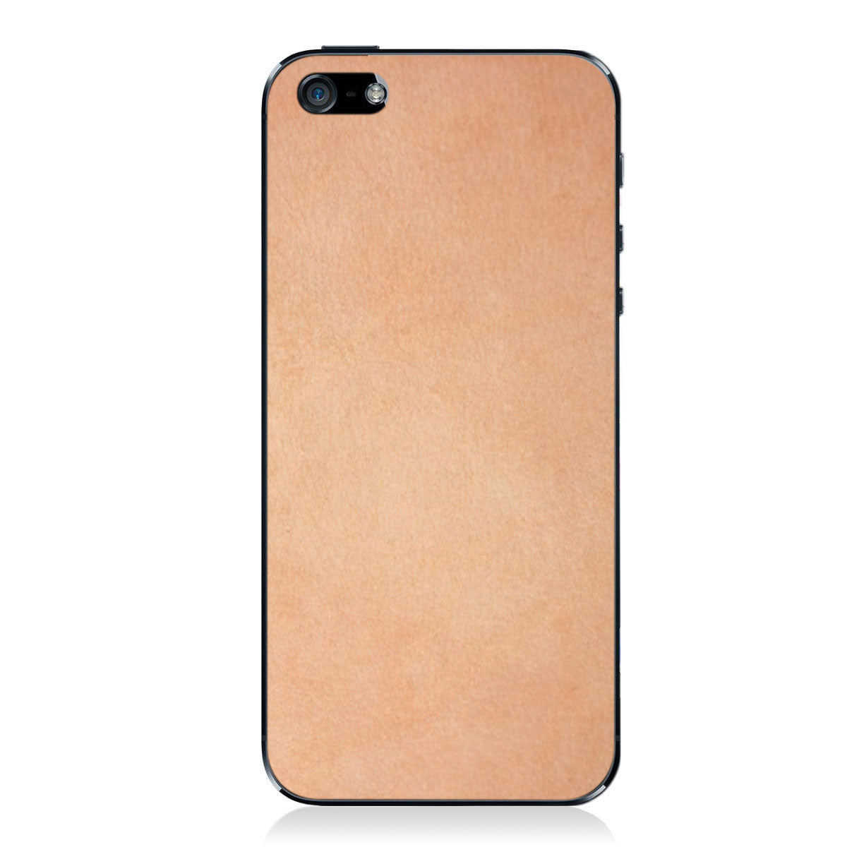 Natural iPhone 5 - 5S - SE Leather Skin