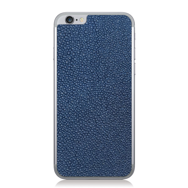 Navy Stingray iPhone 6/6s Leather Skin