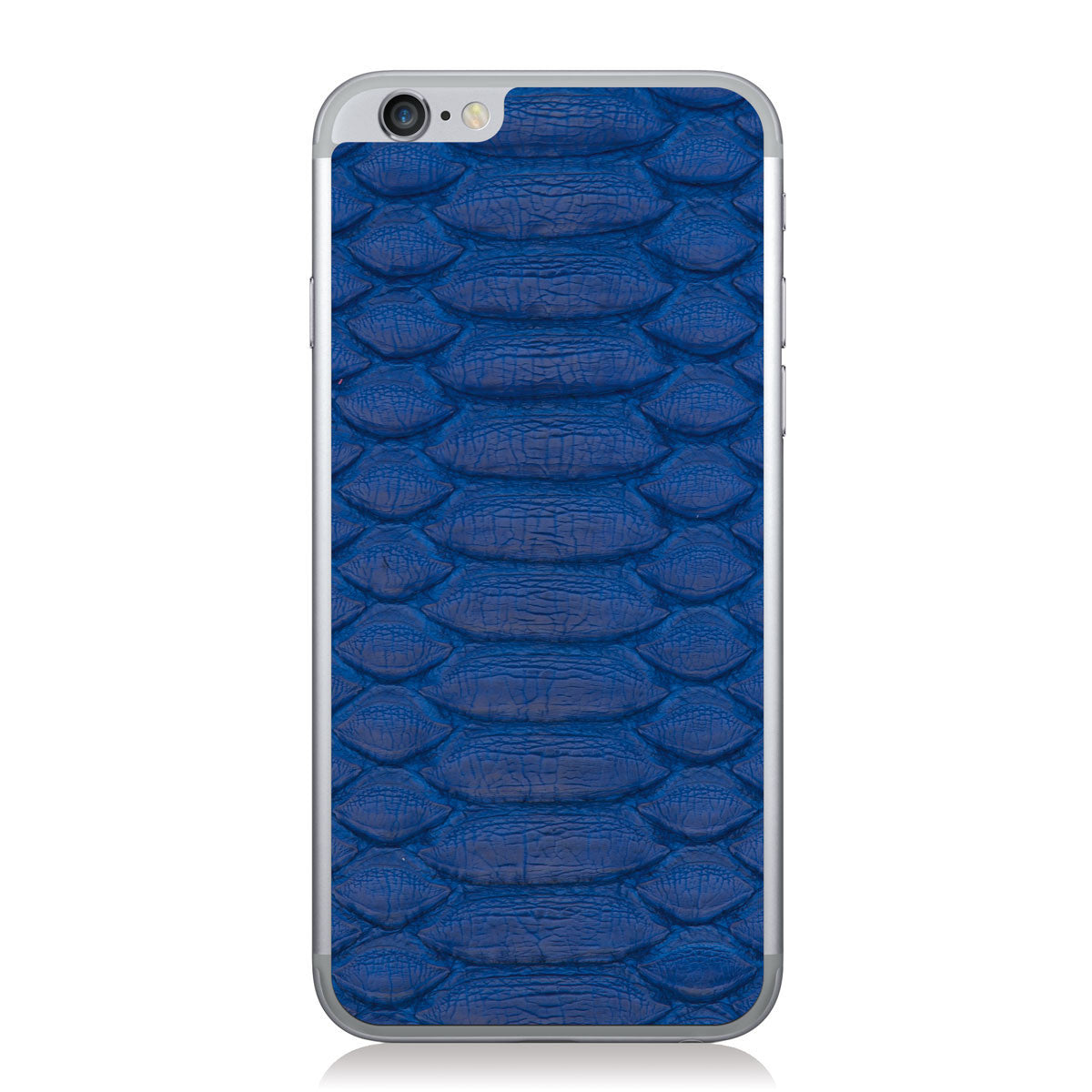 Cobalt Python iPhone 6/6s Leather Skin