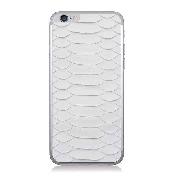 White Python iPhone 6/6s Leather Skin