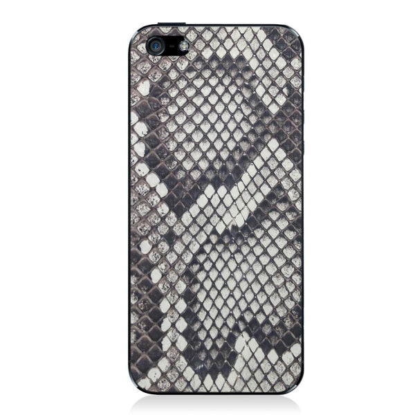 Python iPhone 5 - 5S - SE Leather Skin