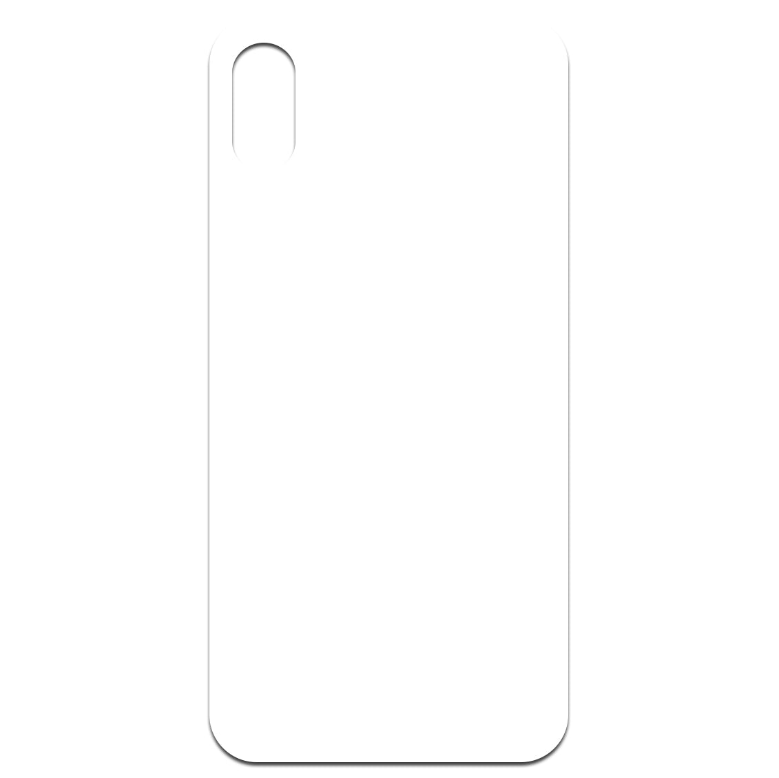 Replacement Adhesive iPhone X Leather Skin