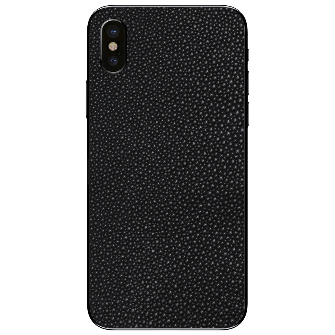 Stingray iPhone X Leather Skin