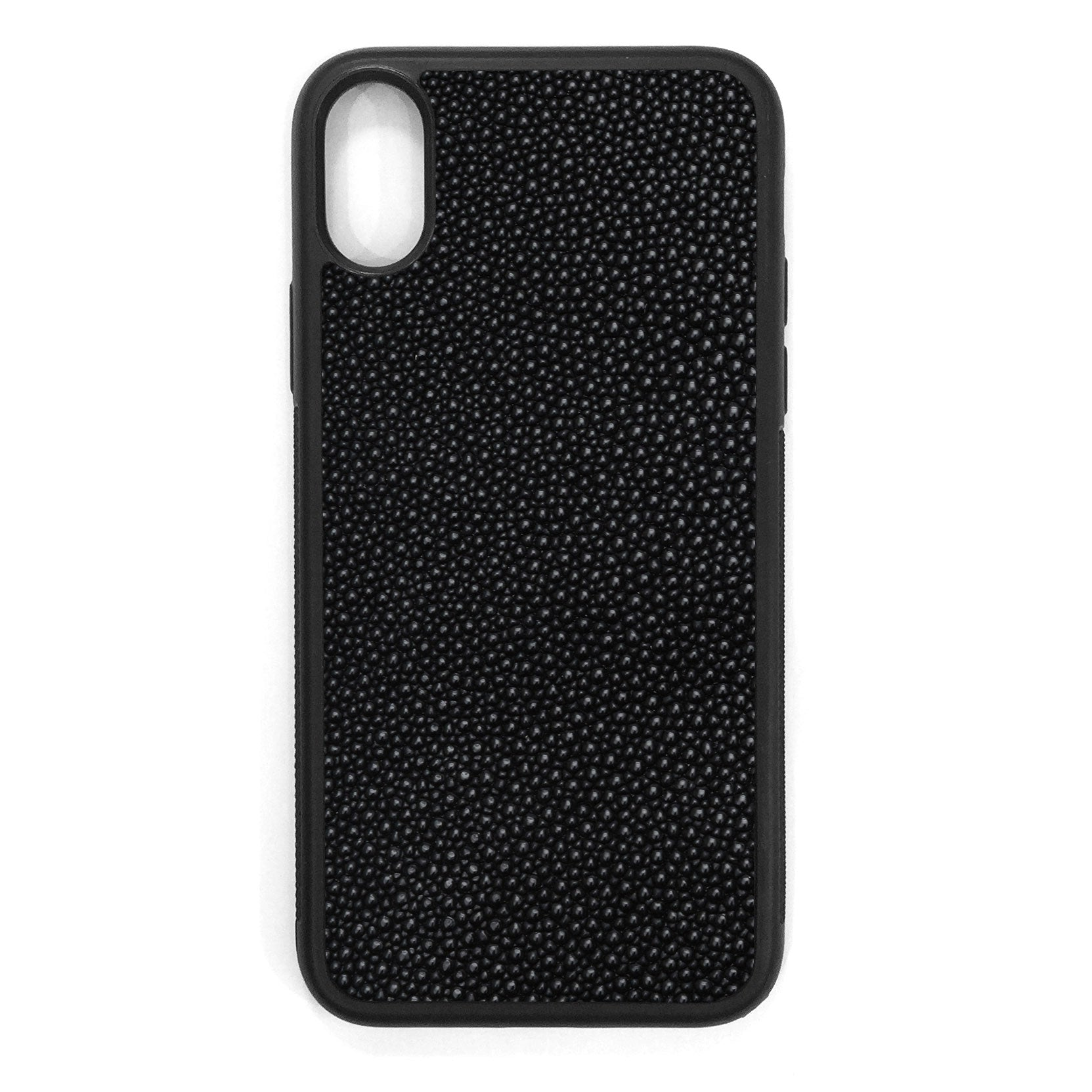 Stingray iPhone XS Leather Case