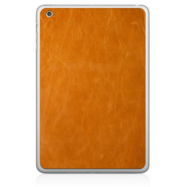 Tan iPad Air Leather Skin