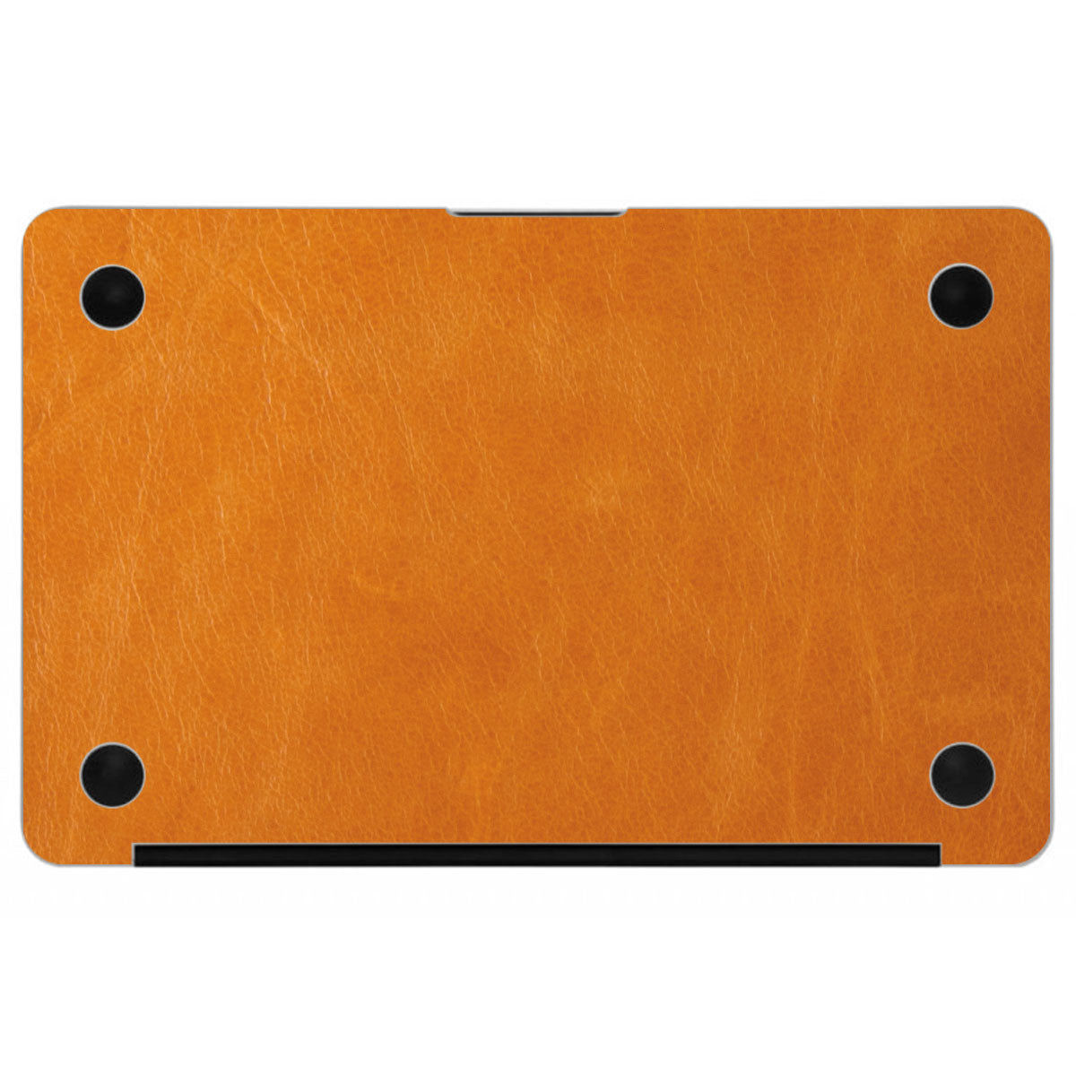 Tan MacBook Leather Bottom Cover