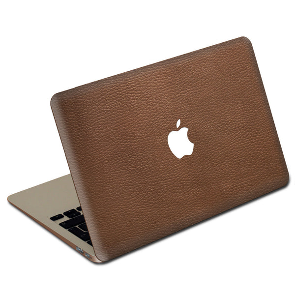 Auburn MacBook Leather Cover