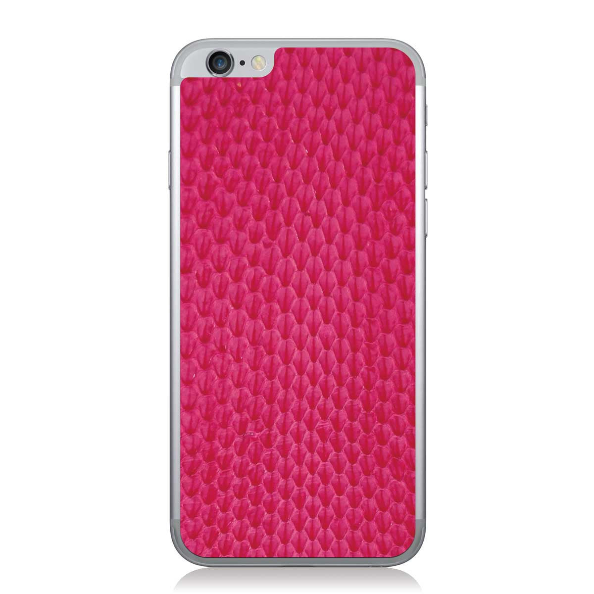 Pink Whip Snake iPhone 6/6s Leather Skin