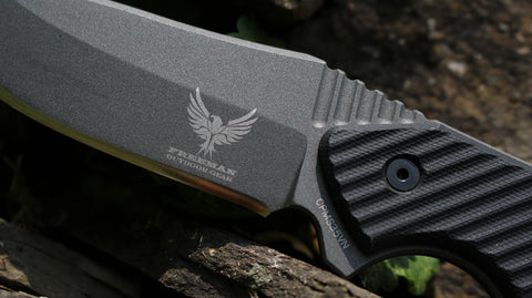 "Compact 3.25"" Model 451 Fixed Blade"
