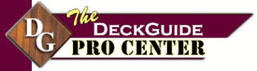 The Deckguide Pro Center