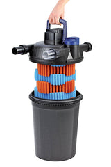 OASE FiltoClear PRESSURE Filter with UV Clarifier