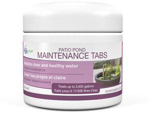 Aquascape Patio Pond Maintenance Tabs