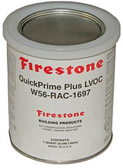Firestone QuickPrime Plus LVOC For Pond Liner