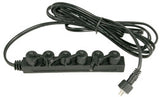 Aquascape® 6-Way Splitter for Transformer