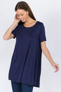 Navy Tunic/Dress