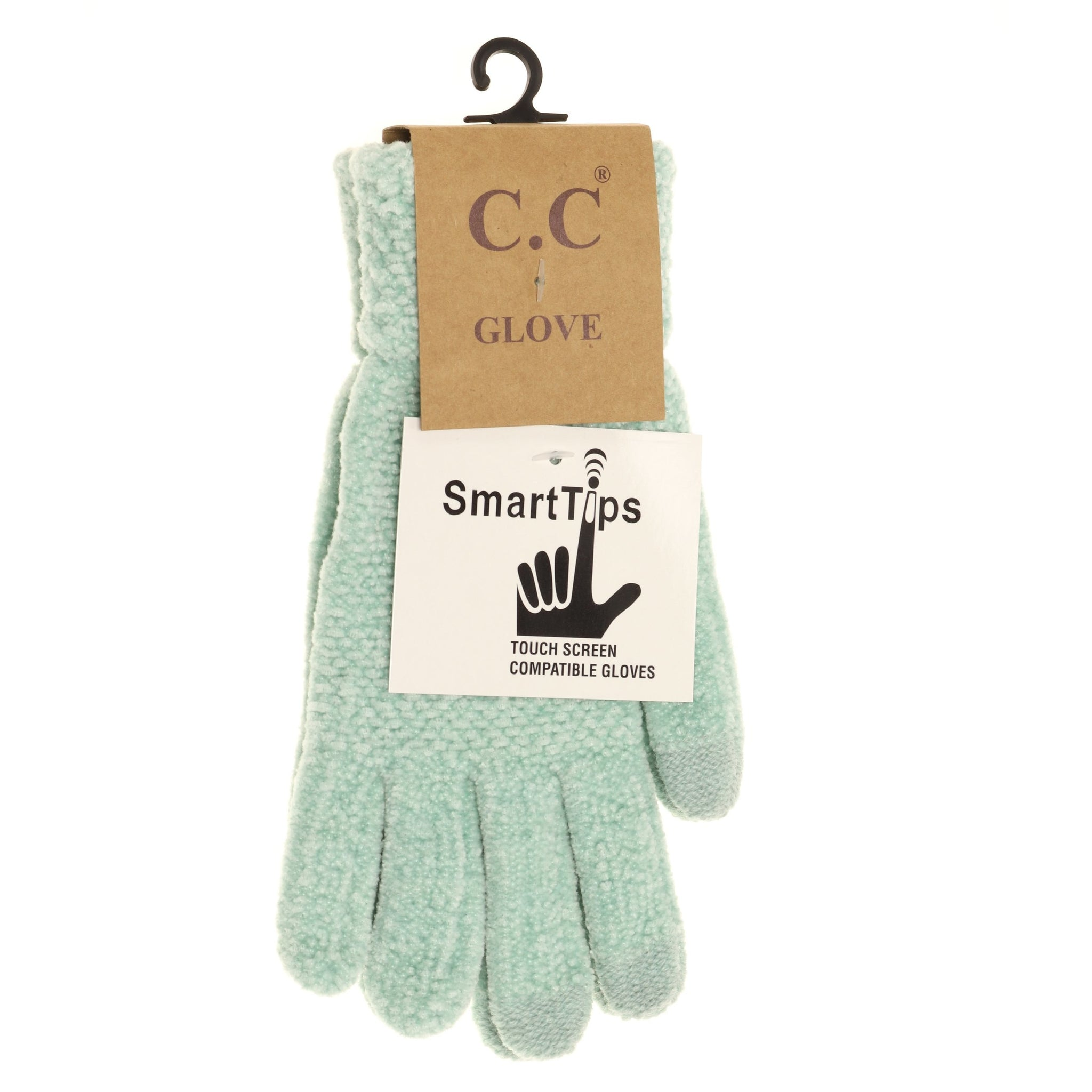 Soft Chenille Gloves