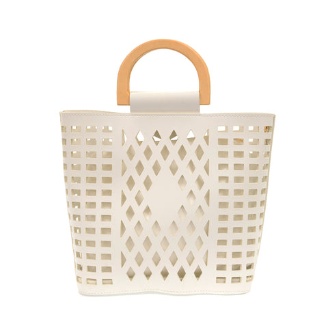 Madison Cut-Out Tote
