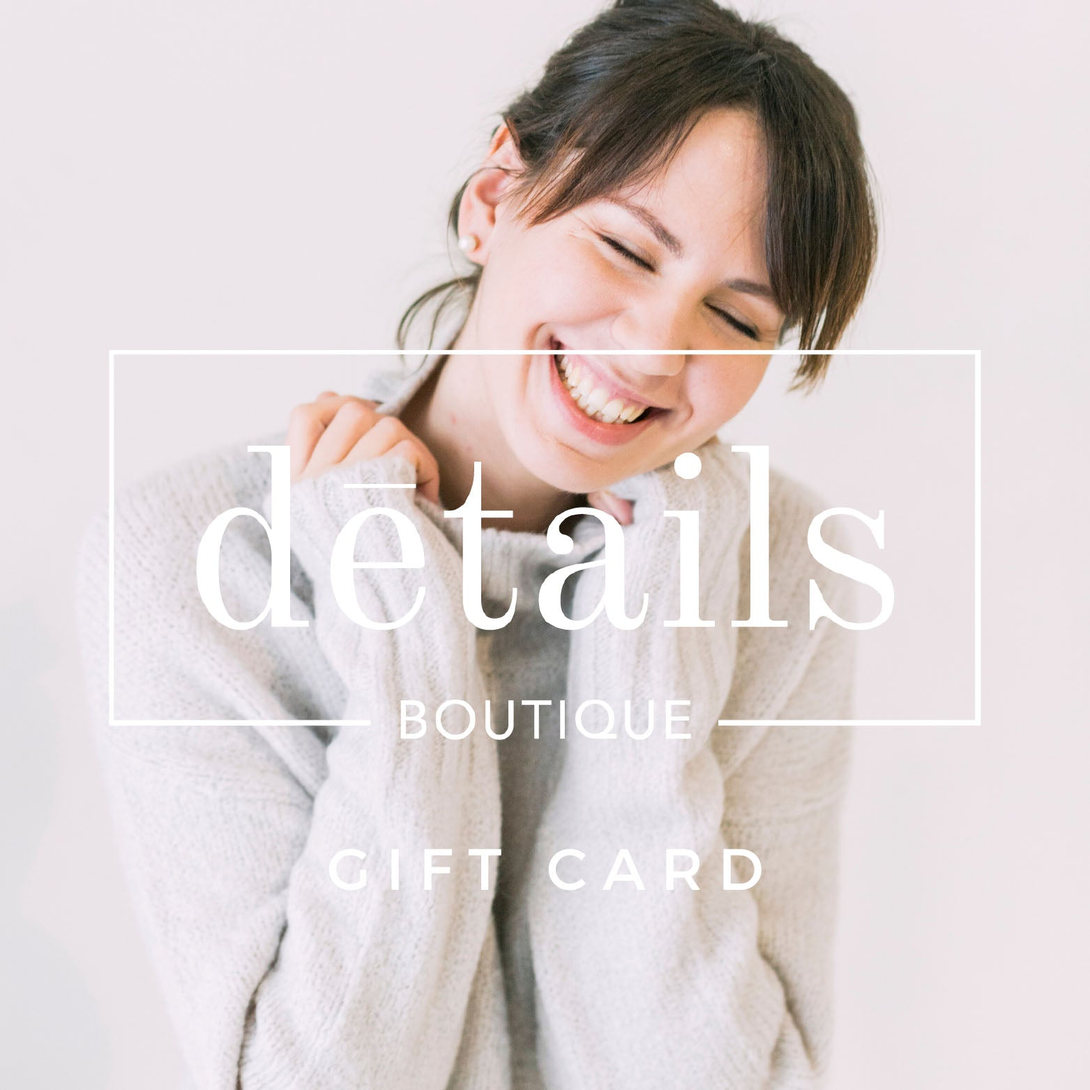 Details Boutique Gift Card