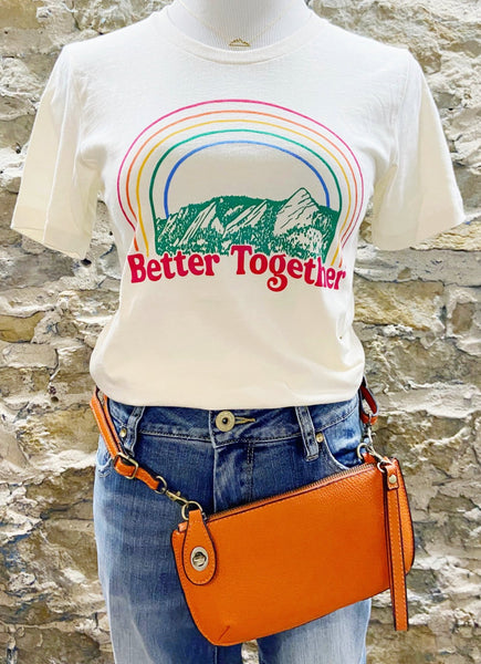 """Better Together"" Graphic T-Shirt"