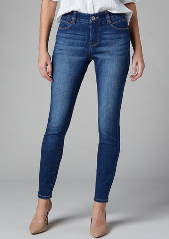 Jag Jeans - Cecilia Skinny Thorne Blue