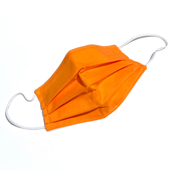 Women & Teen's Face Mask - Orange