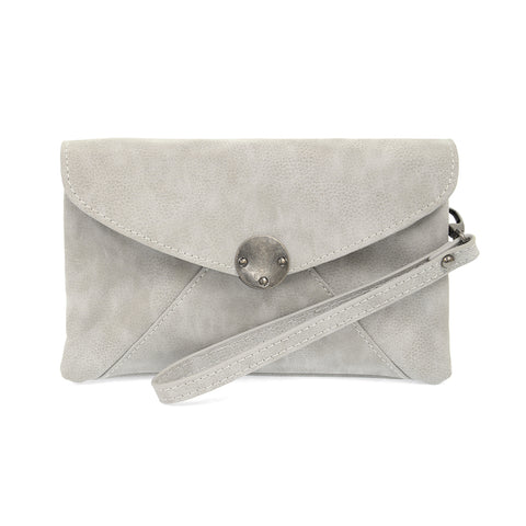 Vintage Envelope Clutch + Crossbody