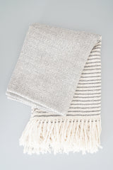Arica Herringbone Throw