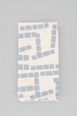 Napkins - Tiles in Blue