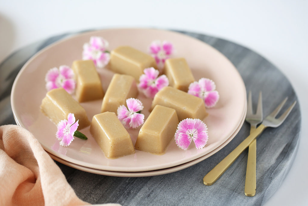 Healthy Russian Fudge