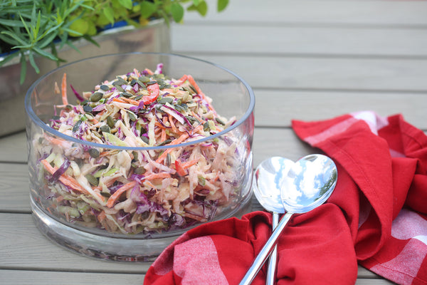 Rainbow Super Slaw