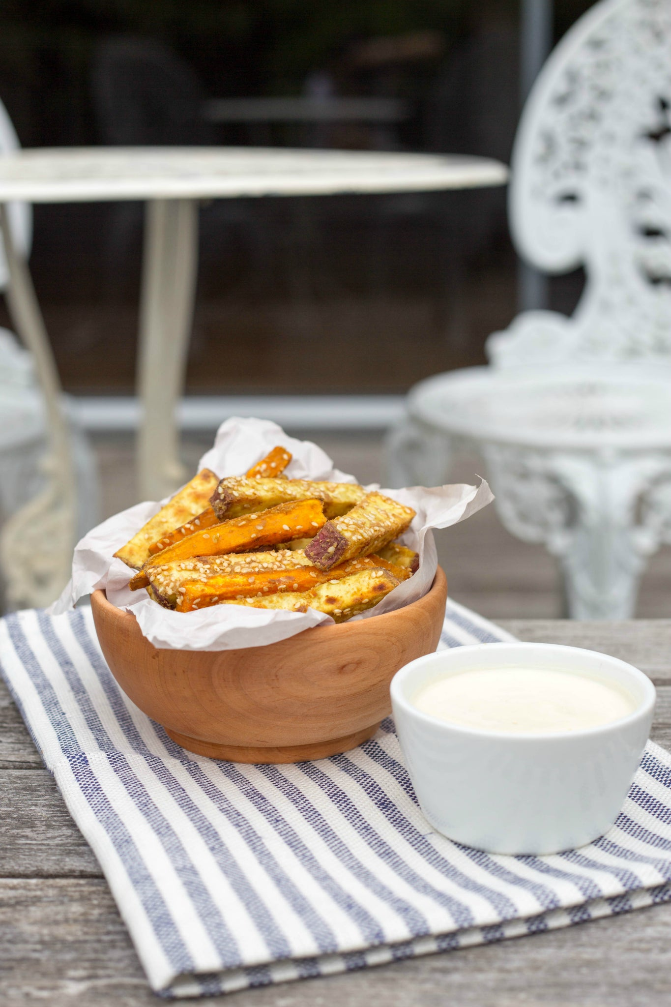 CUMIN DUSTED KUMARA FRIES #vegan #vegetarian #dairyfree #glutenfree #sugarfree #eggfree #healthy #recipe #begoodorganics