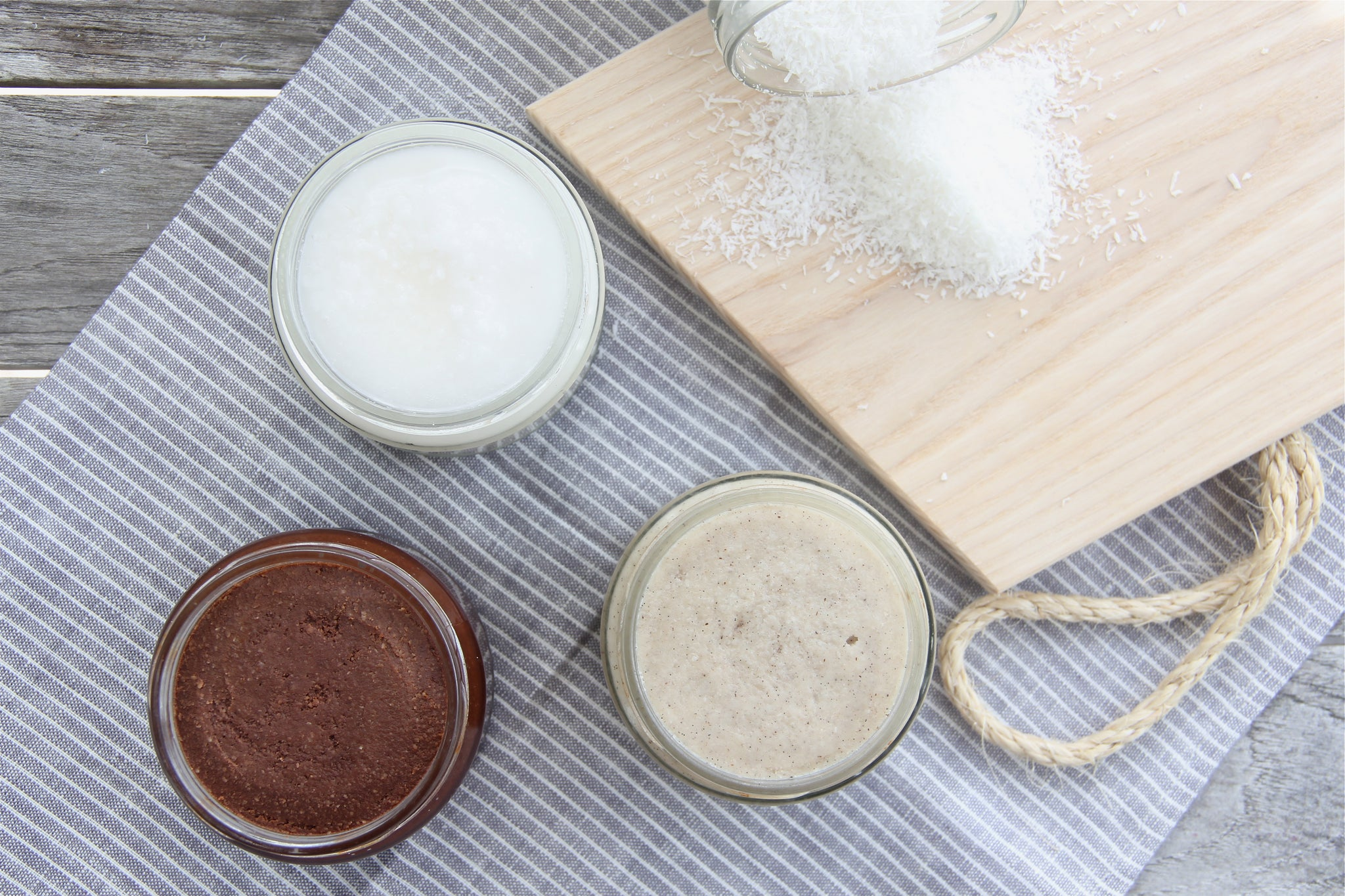 10-minute simple coconut butter #healthy #vegan #coconut #butter #recipe #dairyfree #sugarfree #glutenfree #begoodorganics