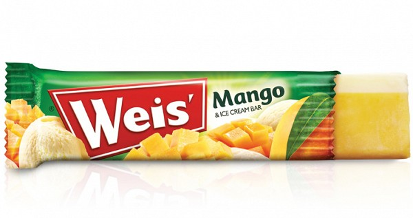 Mango Weis' Ice Cream Bar