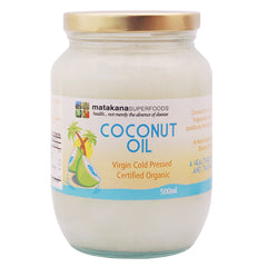 Matakana Superfoods Coconut Oil