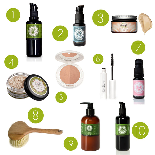 10 Organic Beauty Products I'm Loving Right Now
