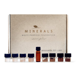 Minerals Multi-Purpose Foundation - Sample Kit