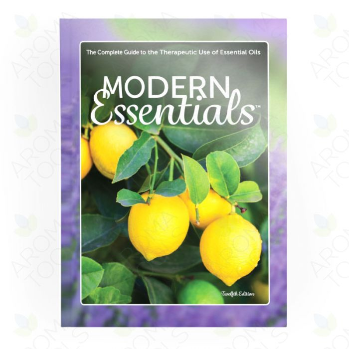 Modern Essentials 12th edition hard cover essential oil handbook