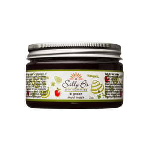 Sally B's Skin Yummies B Green Mud Mask
