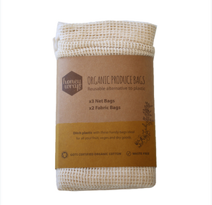 Honeywrap Produce Bags reusable