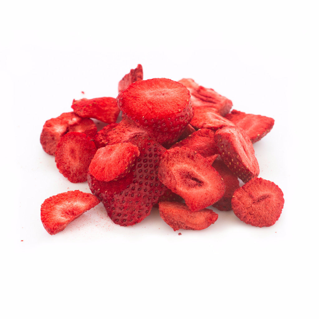 Fresh As NZ Grown and Produced Freeze Dried Strawberries