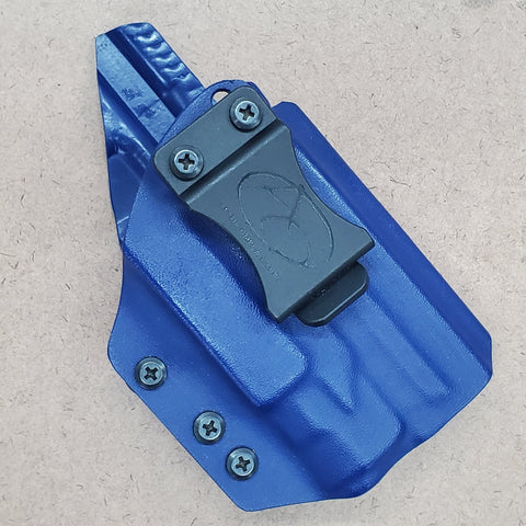 M&P Compact w/APLc IWB (Police Blue) 1.5 Quick Clip. As is