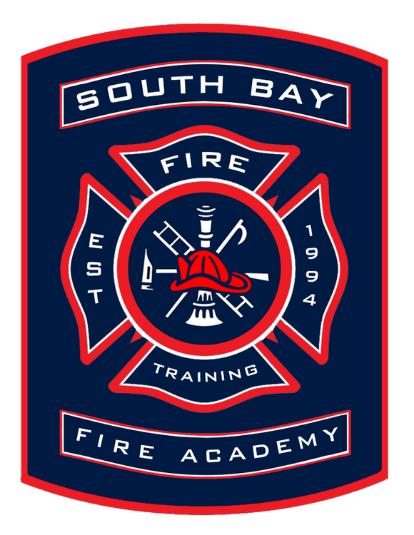 Fire Academy Patch (Pair)