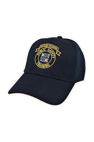 South Bay Regional Public Safety Training Logo Baseball Cap (Old Style)