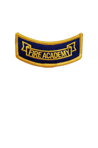 SBRPSTC Fire Academy Recruit Rocker Patch (Pair)