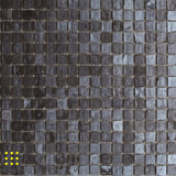 Perla Glass mosaic Java