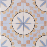 BONNIE AND NEIL CUBAN MULTI GLAZED PORCELAIN TILE